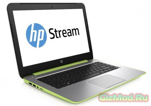 HP Stream на Windows как альтернатива Chromebook