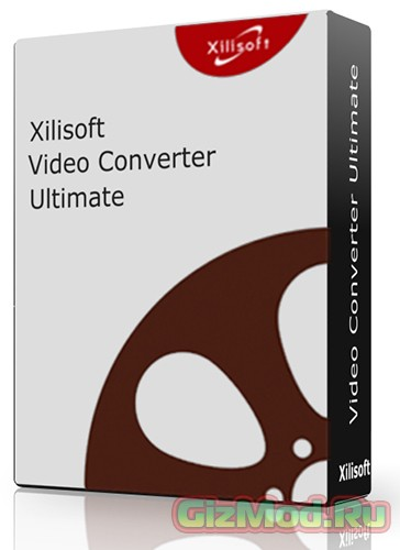 Xilisoft Video Converter Ultimate 7.8.3.20140904 - конвертер видео
