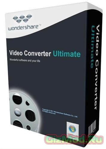Wondershare Video Converter 7.4.0.2 - универсальный видеоредактор