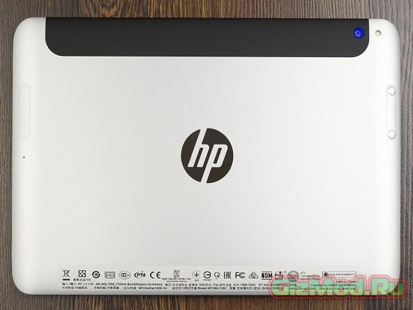Обзор планшета HP ElitePad 1000 G2