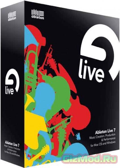 Ableton Live 9.1.5 - профессиональное сведение аудио