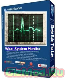 Wise System Monitor 1.14.19 beta - удобный системный монитор