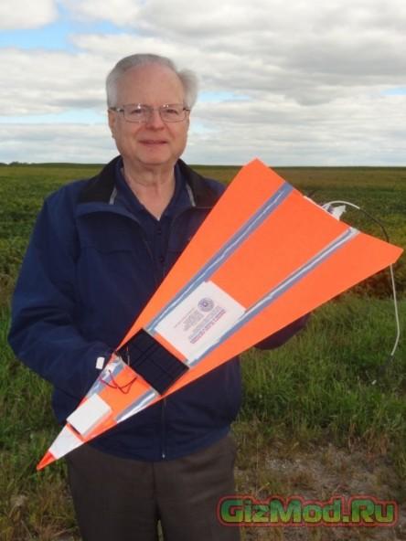 Бумажные самолетики — все выше и дальше к новым рекордам!