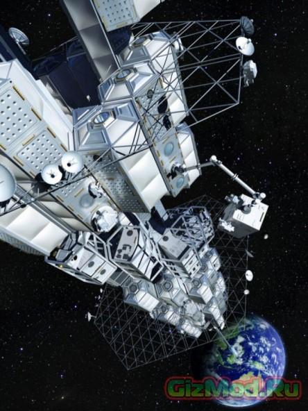 Космический лифт — через тернии к звездам