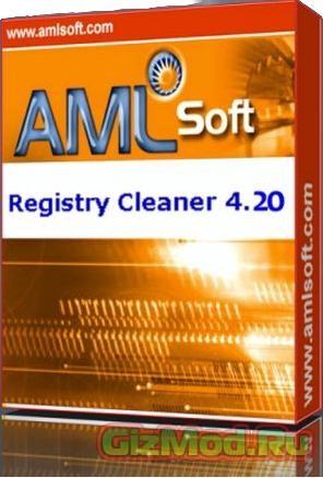 AML Free Registry Cleaner 4.25 Rus - очистка реестра от мусора