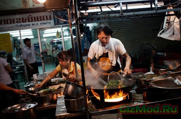 Робот-дегустатор на страже традиций тайской кухни