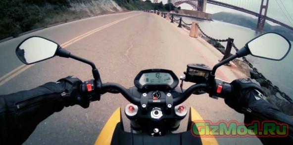 Электромотоцикл — почти 300 км без подзарядки