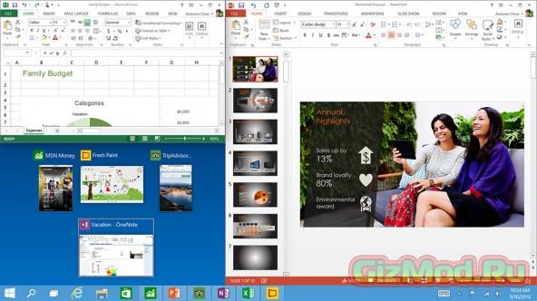 Официально представлена Windows 10...?