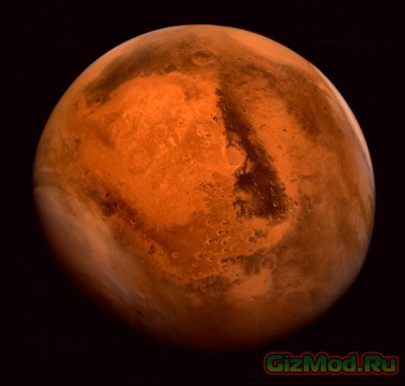 Первые фотографии Марса, переданные индийским спутником