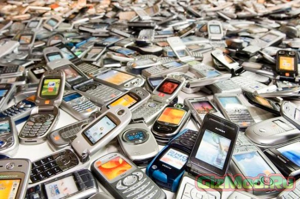 Мобильные устройства заполонили мир