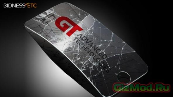 Apple пролетела с заводом по выпуску сапфирового стекла