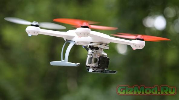 Штраф за полет дрона