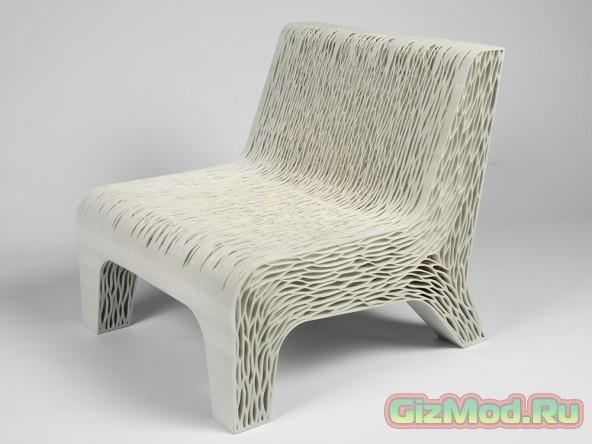 Печатаем удобную мебель на 3D-принтере