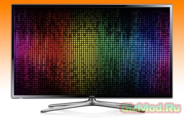 TV на квантовых точках от Samsung и LG