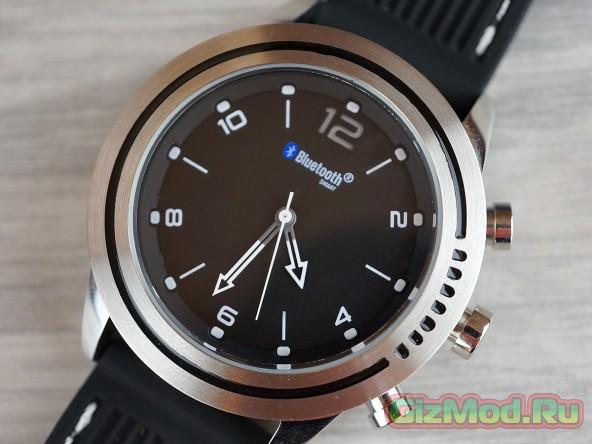 Обзор умных часов teXet TW-120