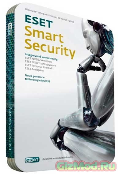 ESET Smart Security 8.0.304.1 Rus - антивирус