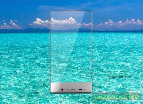 Sharp грозится установить 4K дисплеи на смартфоны
