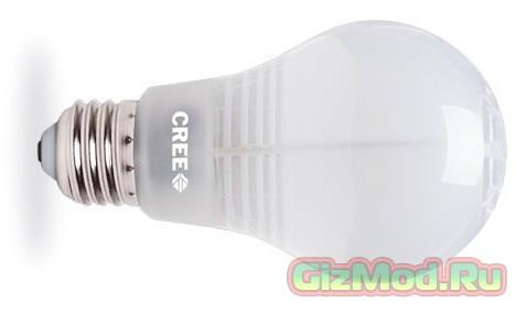 Новые светодиодные лампы Cree