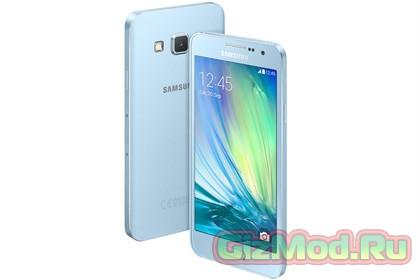 Тонкие смартфоны Galaxy A5 и Galaxy A3