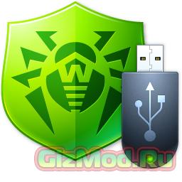 Dr.Web LiveUSB 6.03 (04.11.2014) - антивирусная флешка