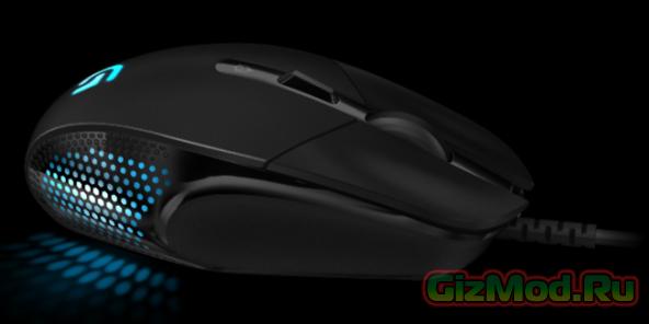 Спортивная мышь Logitech G302 Daedalus Prime MOBA