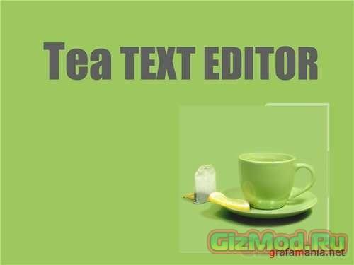 TEA Text Editor 38.0.0 - текстовый редактор