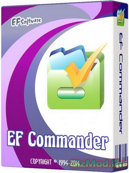 EF Commander 10.10 - альтернатива Total Commander