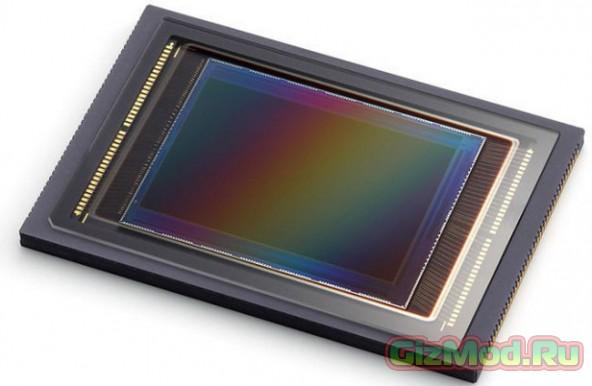 Sony разрабатывает новый оптический сенсор