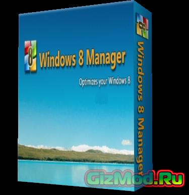 Windows 8 Manager 2.1.7 - настройщик новой ОС