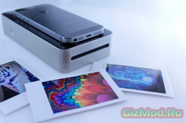 SnapJet: моментальная печать фотографий с любого смартфона