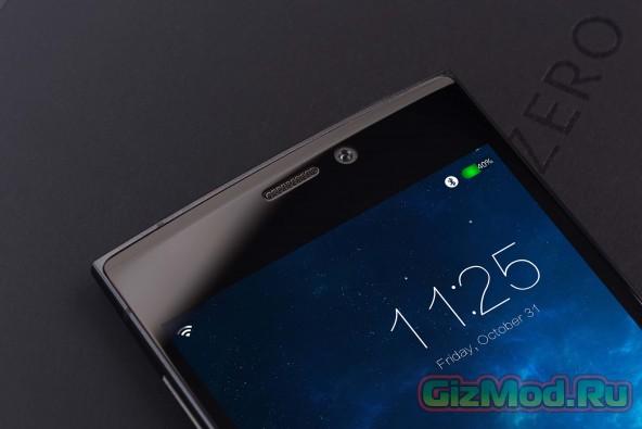 UMi Zero - мощный смартфон по гуманной цене