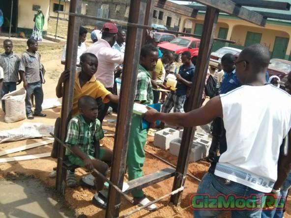Интернет-киоски в Нигерии