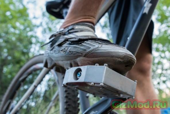 Магнитные педали для велосипедистов