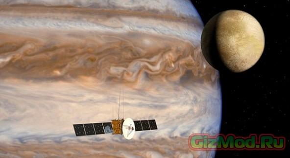 JUICE: новая миссия по изучению системы Юпитера