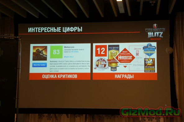 World of Tanks вышла для Android