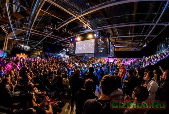 DreamHack Winter: соревнования по киберспорту