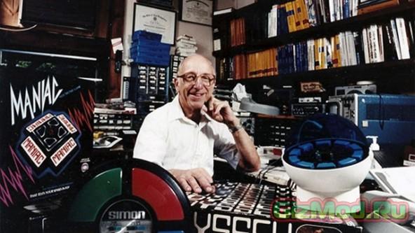 Умер родитель игровых консолей Ральф Баер