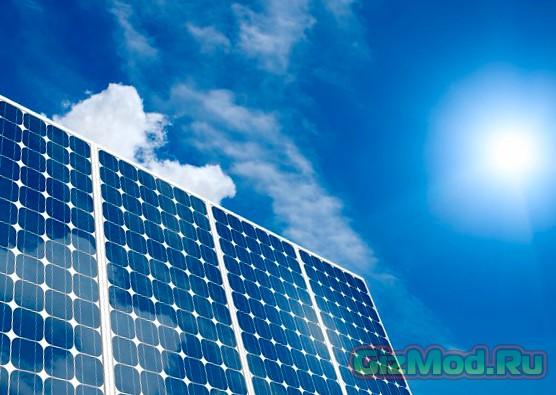 Эффективность солнечных батарей достигла 40%