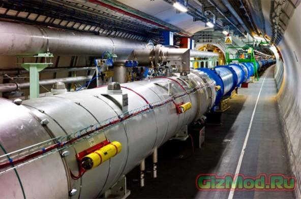 Большой адронный коллайдер: перезагрузка