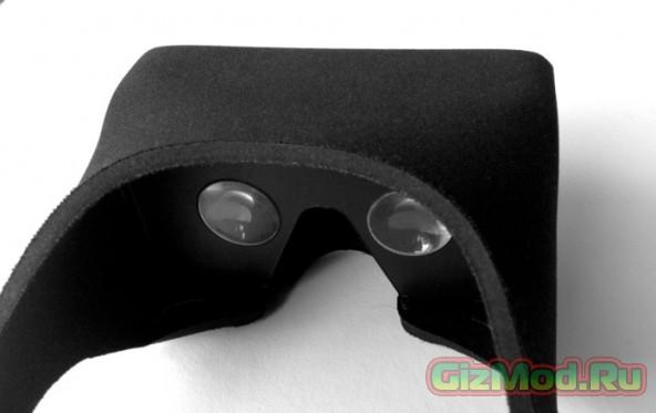 Viewbox — новая гарнитура для виртуальной реальности