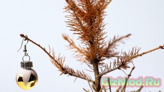 Лак для волос и елки не стареют