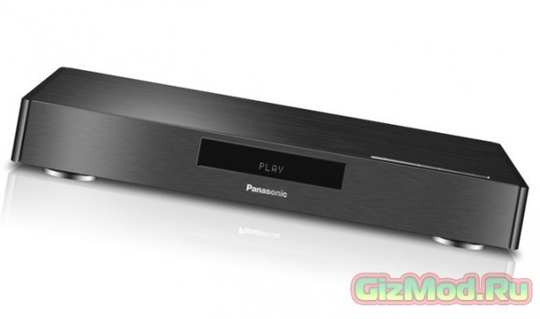 Ultra HD Blu-ray-плеер от Panasonic