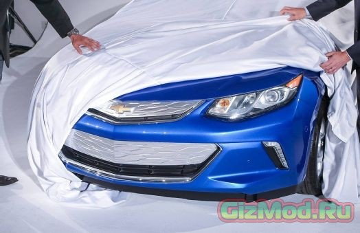 $30 тыс. за новый Chevrolet Bolt