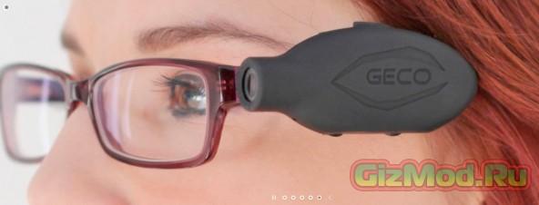 Миниатюрная экшн-камера Geco Mark II