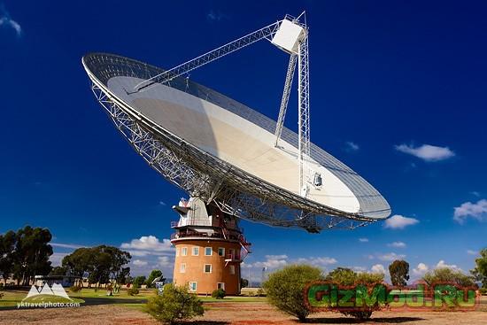 Неизвестный радиосигнал из глубокого космоса