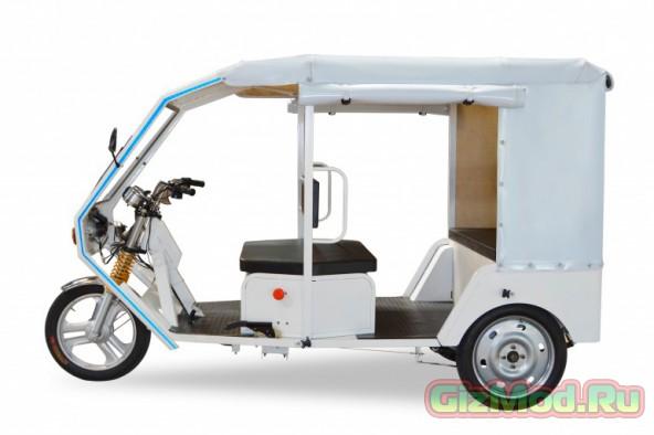 Электрическая моторикша
