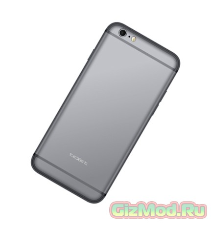 teXet iX-maxi — российская копия  iPhone 6