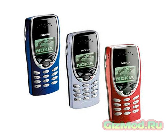Nokia 8210 — телефон для наркодилеров
