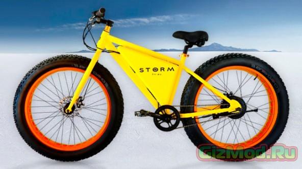 Электрический велосипед за $ 499