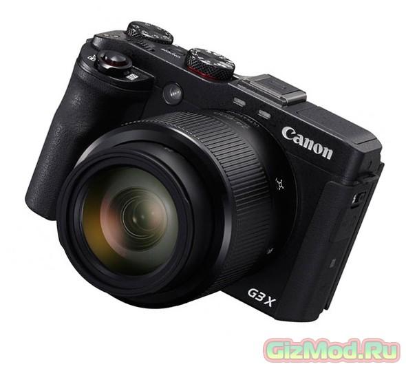 Новые фотокамеры от Canon